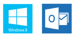 Logo for Windows 8 and Outlook 2013